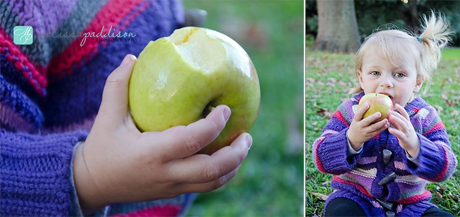 Lily & Apple